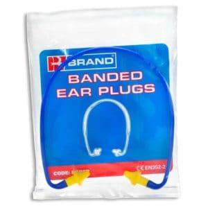 B-Brand Branded Ear Plugs (Pack of 40)