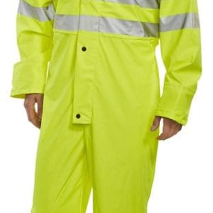 Hi-Visibility Super Weatherproof Coverall