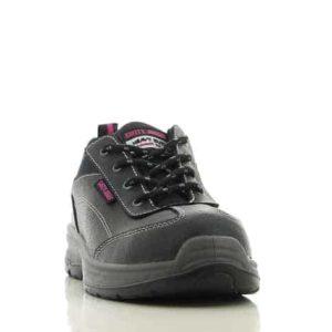 Safety Jogger BestGirl S3 SRC Ladies Black Leather Safety Shoe