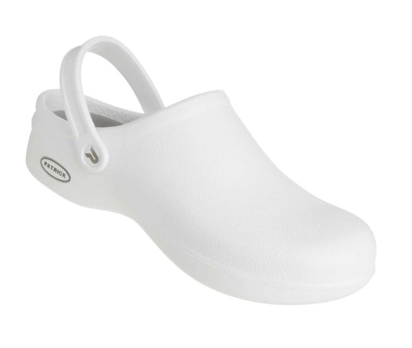 Bestlight Clogs by Safety Jogge rWhite