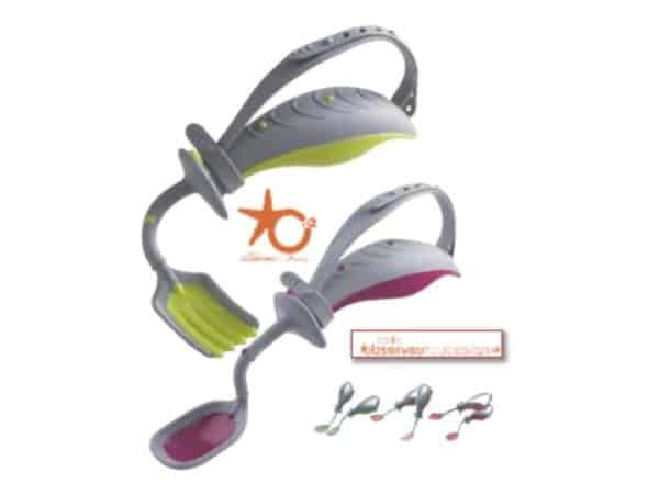 Saint Romain Flex Ergo Fork with removable strap