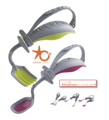 Saint Romain Flex Ergo Set with removable strap