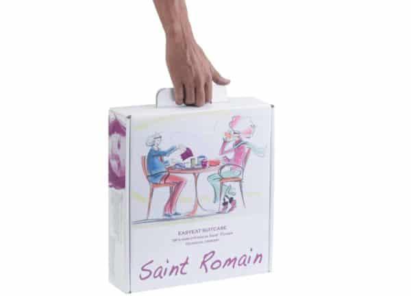 Saint Romain Easyeat Case