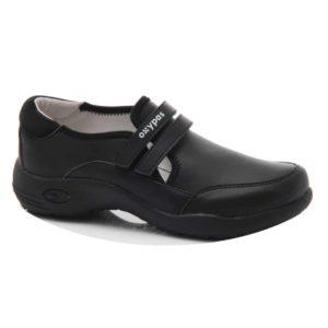 Oxypas Ultralight Orelia Nurses Shoes with Velcro Strap, Anti-slip and Anti-static