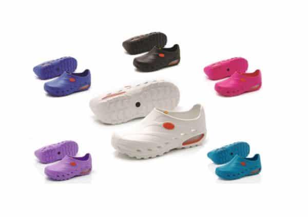 Dynamic Washable Nursing Shoe by Oxypas