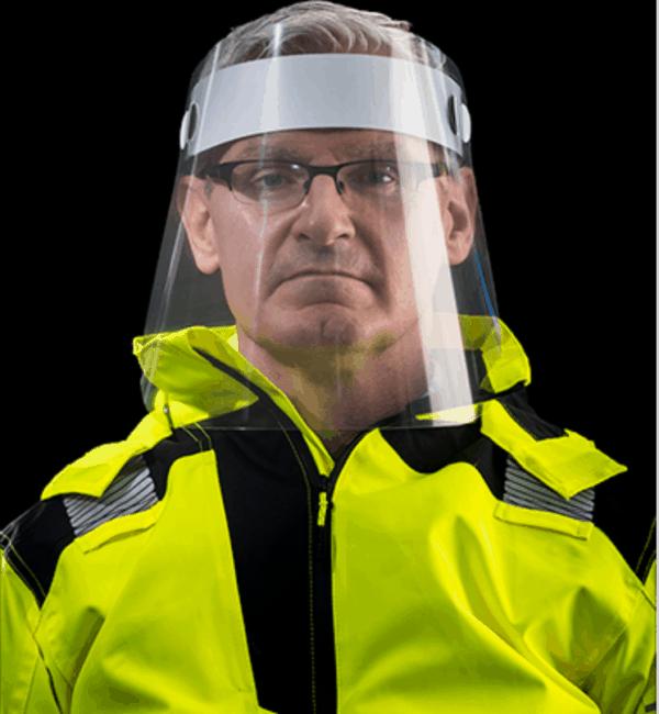CV15 Face Shield Visor