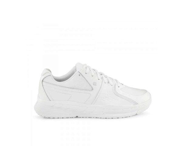Condor slip-resistant shoes for ladies in white