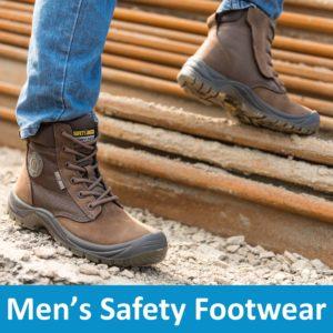 Mens Safety Footwear