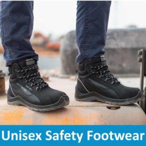 Unisex Safety Footwear
