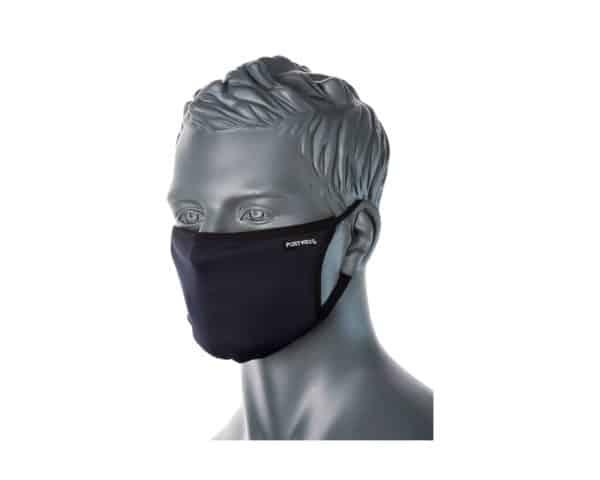 CV30 3 Ply Reusable Face Mask Navy