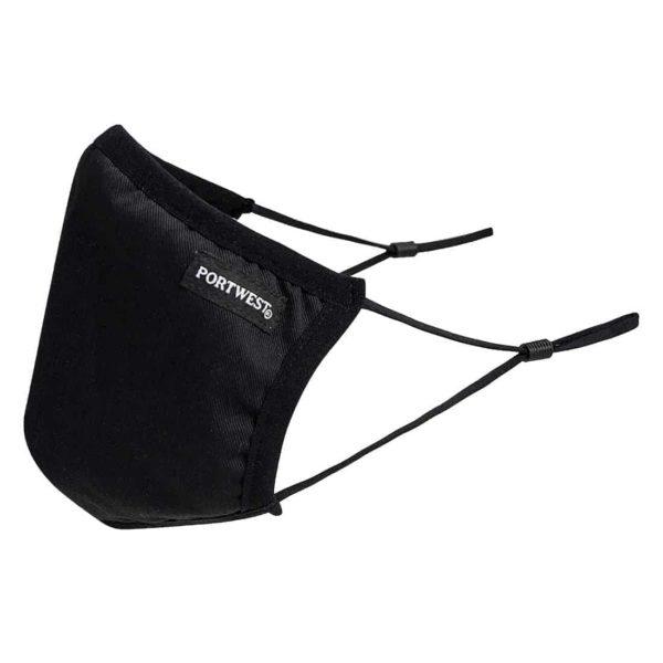 CV33 Anti-Microbial Face Masks Adjustable Straps