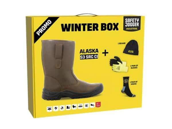 SJ Winter Box Alaska