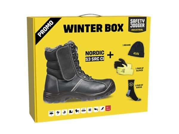 Nordic Winter Box