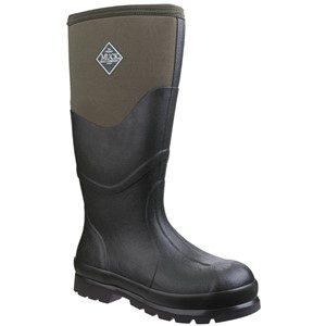 Chore 2K Unisex Muck Boots in Moss Green