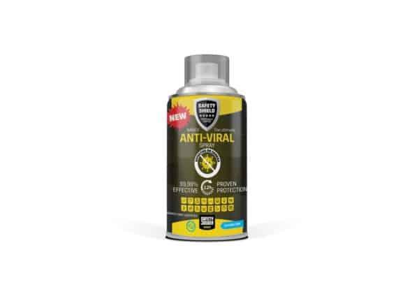 Anti-Viral Spray SJ Safety Shield 100 ml