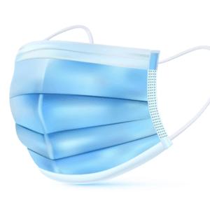 'Pharma Mask' Single-Use Surgical Face Masks (Pack of 50)