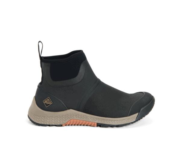 Muck Boots Outscape Short Boots Black