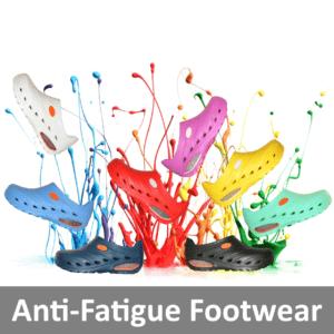 Anti-fatigue Footwear