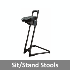 Anti-fatigue Sit Stand Stools