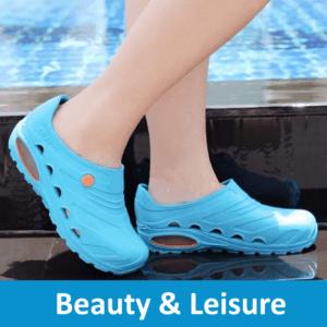 Footwear for Beauty & Leisure