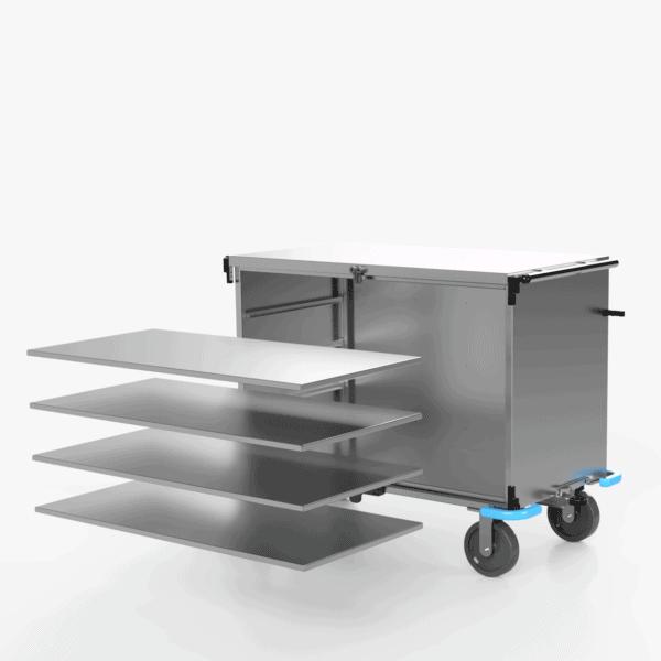 Bespoke Transport Carts