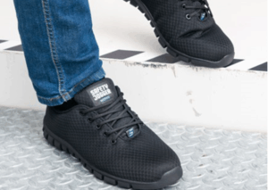 Kassie Memory Foam Shoes for Plantar Fasciitis