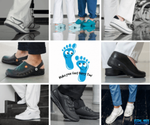Shoes for Student Nurse Placement