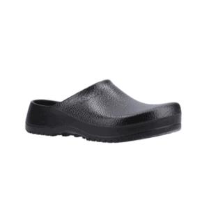 Birkenstock Super Birki Clog in Black Sizes 41 to 47 EN ISO 20347 OB E SRC