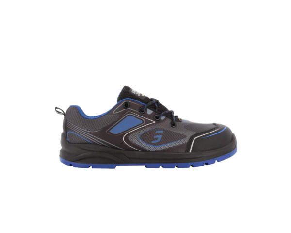 Cador S1P ESD Safety Shoes in Blue