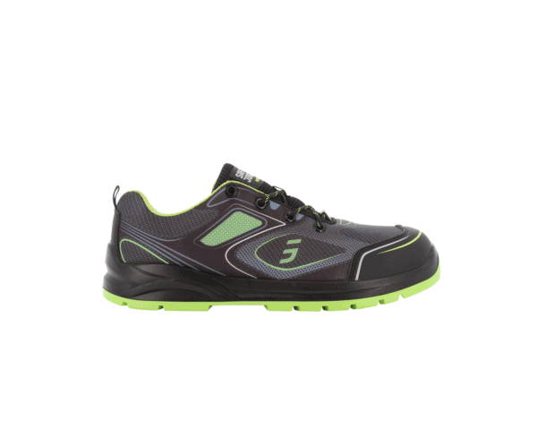 Cador S1P ESD Safety Shoes in Green