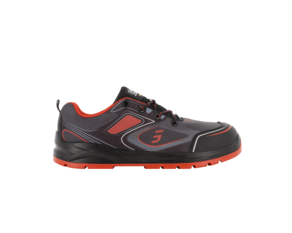 Cador S1P ESD Safety Shoes in Red