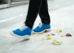 Kassie comfortable shoes for chefs and kitchen workers